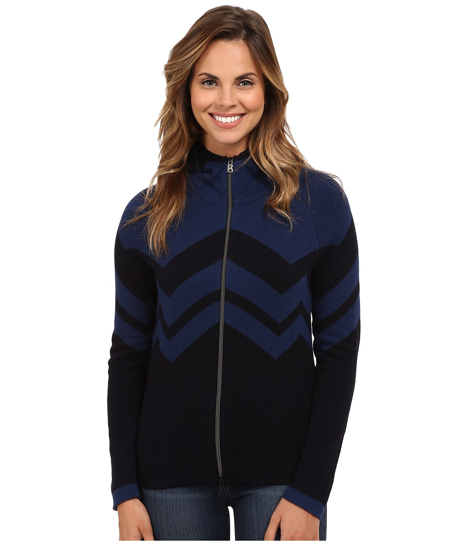 Bogner Fire + Ice - Avril (Saphire Blue) Women's Sweater