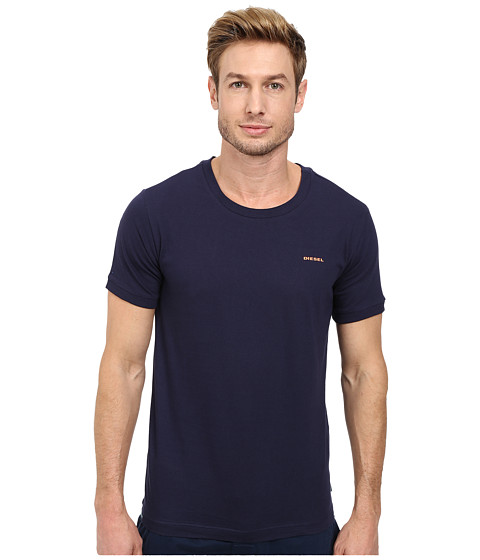 Diesel - Jake T-Shirt GAGK (Navy) Men's Underwear