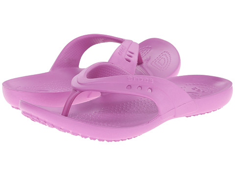 Crocs - Kadee Flip-Flop (Wild Orchard) Women's Sandals