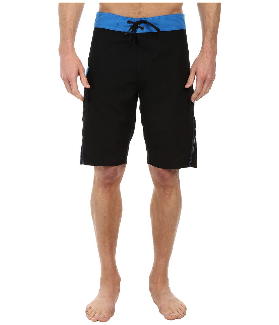 Fox - Overhead Boardshorts (Black) Men's Swimwear