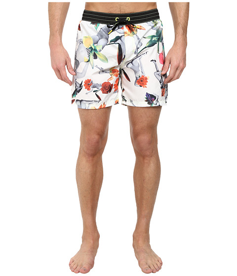 Diesel - Mark-E Shorts EAIL (-Flowe Girl) Men's Underwear