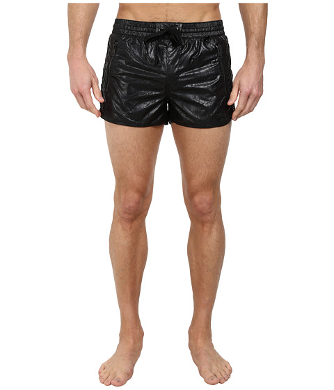Diesel - Reef-30-E Shorts CAIK (Black) Men's Swimwear