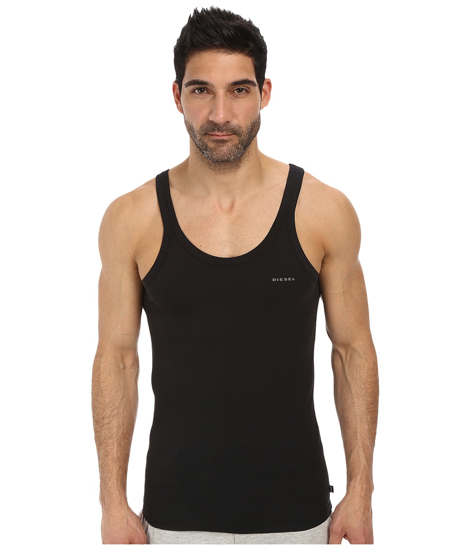 Diesel - Bale Singlet BAHF (Black) Men's Sleeveless