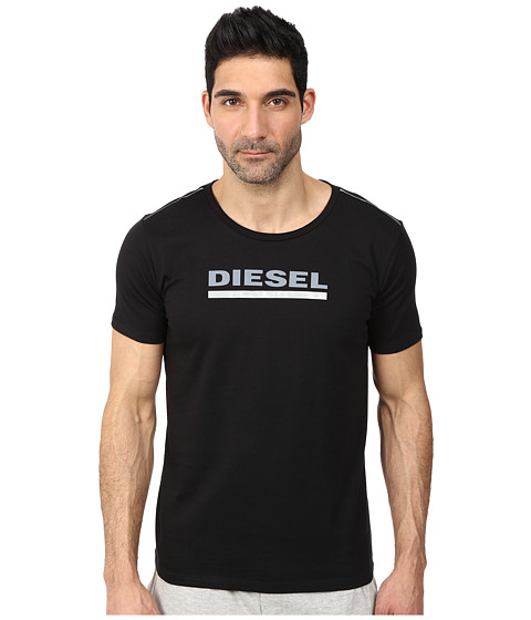 Diesel - Jaky T-Shirt KAIK (Black) Men's T Shirt