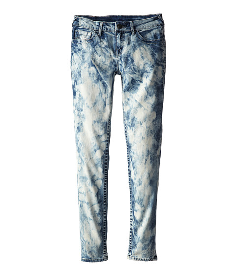 True Religion Kids - Casey Super Skinny in Dream Blue (Big Kids) (Dream Blue) Girl
