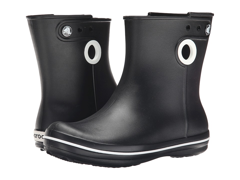 Crocs - Jaunt Shorty Boot (Black) Women's Boots