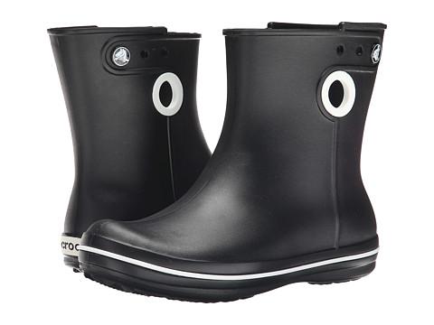 Crocs - Jaunt Shorty Boot (Black) Women