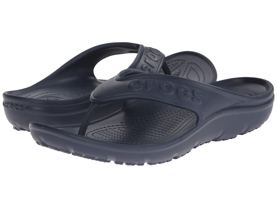 Crocs - Hilo Flip (Navy) Sandals