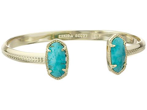 Kendra Scott - Elton Bracelet (Gold Turquoise) Bracelet