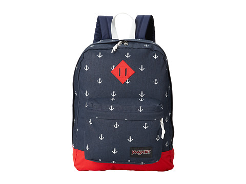 JanSport - Super Fx (Moonshine Anchors) Backpack Bags