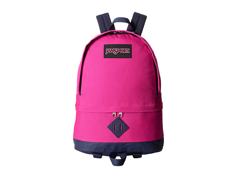 JanSport - Beatnik (Cyber Pink) Backpack Bags
