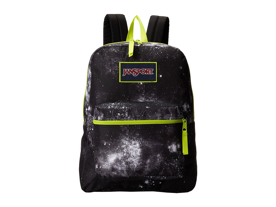 JanSport - Overexposed (Multi Galaxy) Backpack Bags