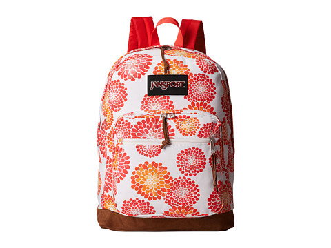 JanSport - Right Pack Expressions (Coral Peaches Zinnia) Backpack Bags