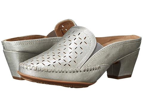 Rialto - Salida (Silver Patent) High Heels