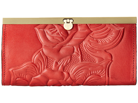 Patricia Nash - Cauchy Wallet (Red) Wallet