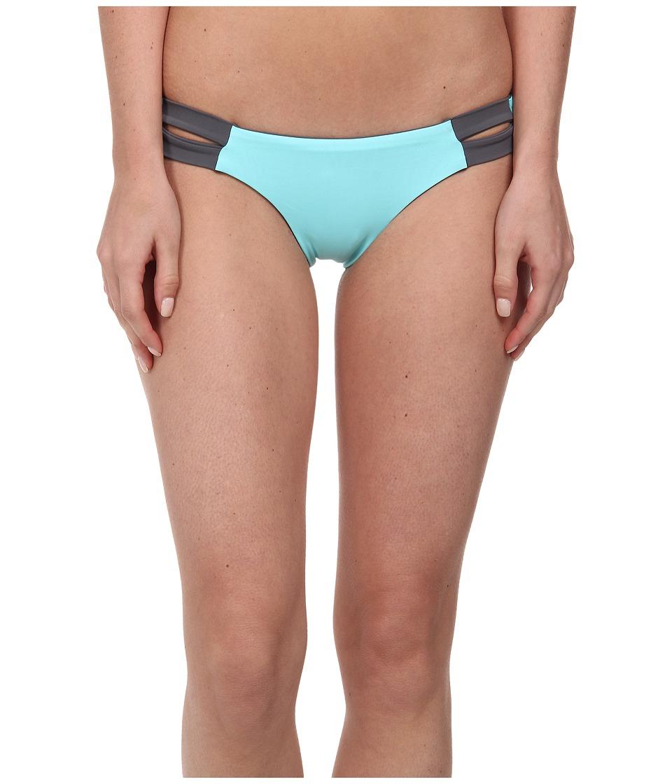Rip Curl Mirage Color Block Pants (Aqua) Women