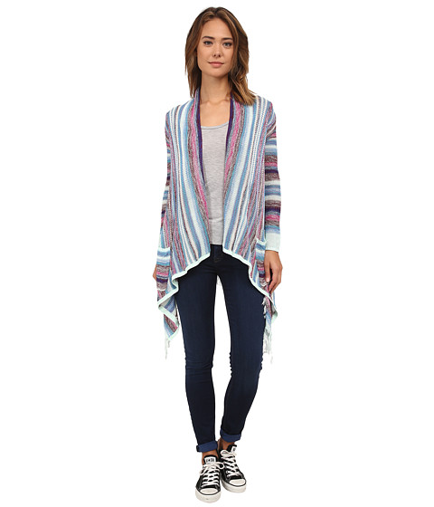 Billabong - Loosen Up Cardigan (Skylight) Women's Sweater