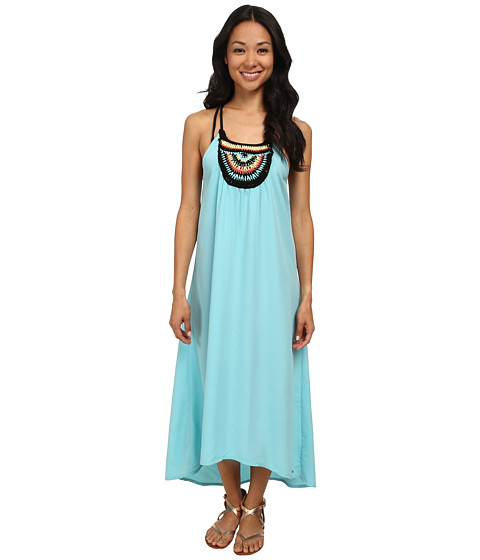 Rip Curl - Adore Maxi Dress (Turquoise) Women's Dress