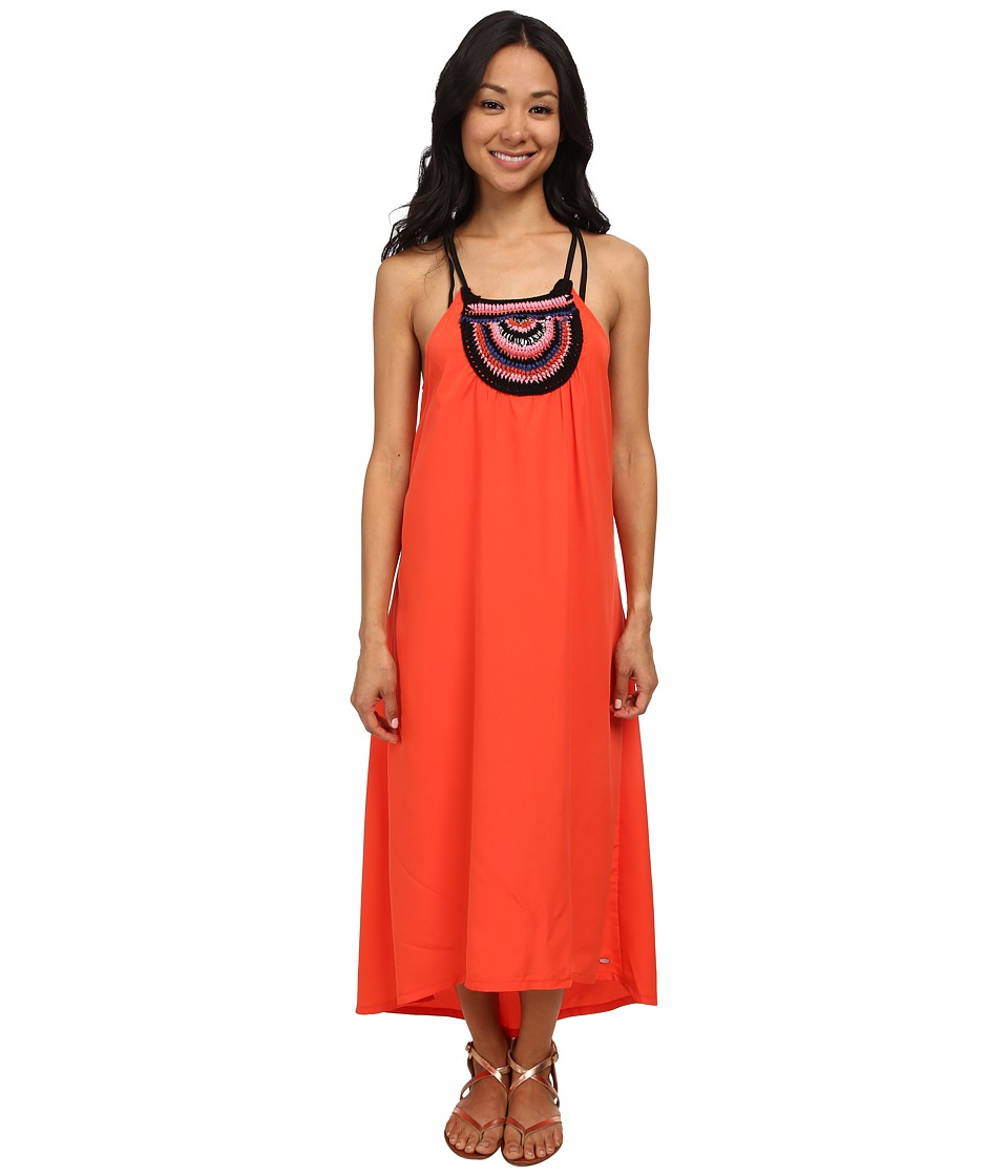 Rip Curl Adore Maxi Dress (Red) Women