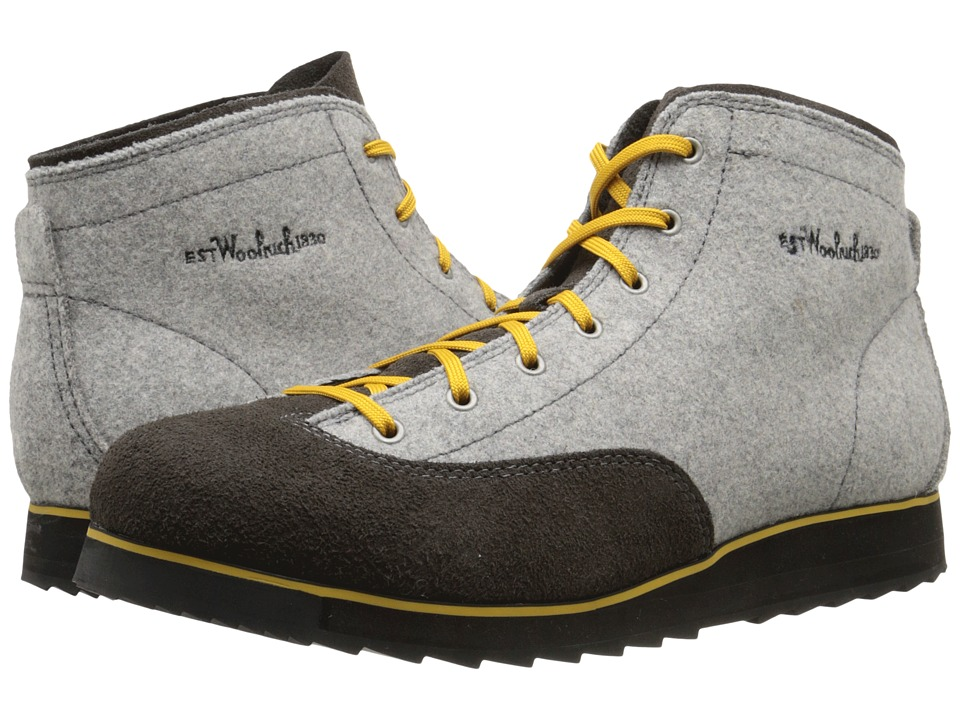Woolrich - Eagle (Black) Men's Boots