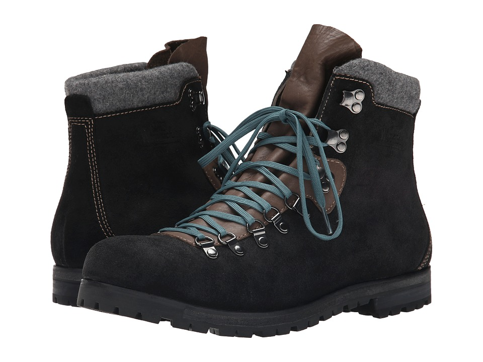 Woolrich Packer (Black) Men