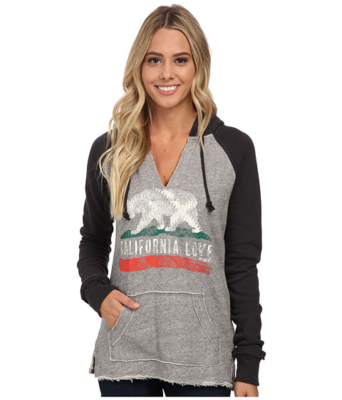 Billabong - Days Off Hoodie (Off Black) Women's Sweatshirt