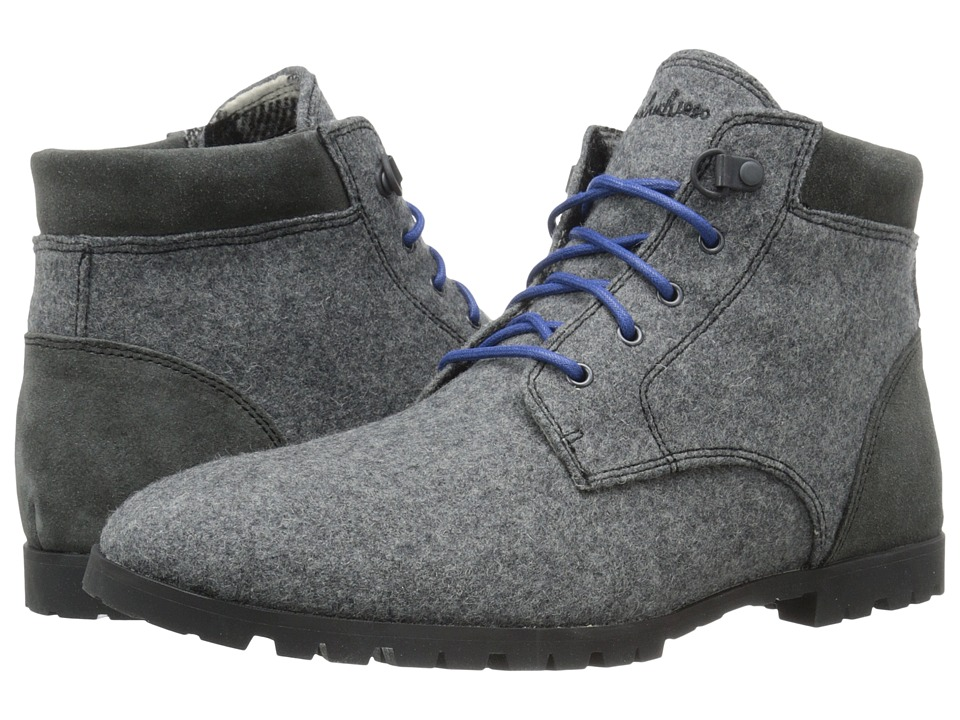 Woolrich - Beebe Wool (Ash Wool/Suede) Men's Boots