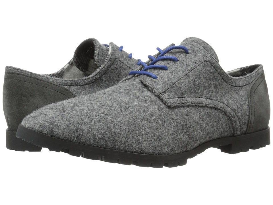 Woolrich Adams Wool (Ash Wool/Suede) Men