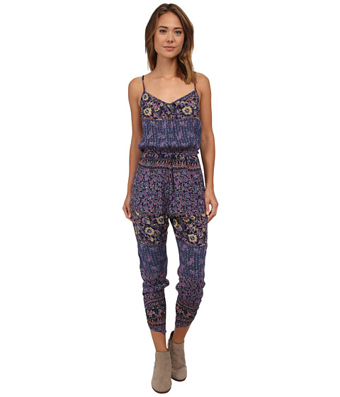 Billabong - Take Me Away Jumper (Midnight) Women's Jumpsuit & Rompers One Piece