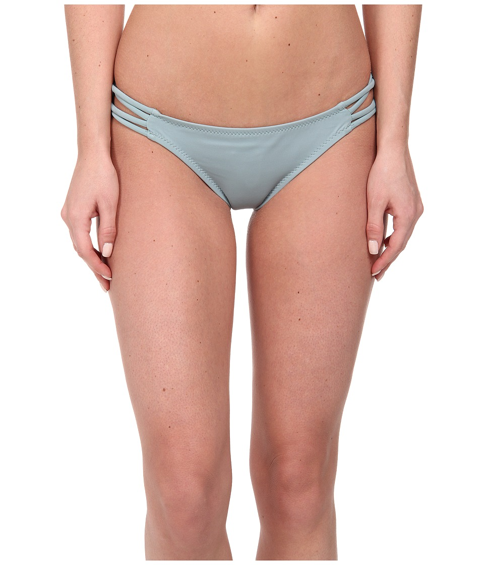 Eberjey - So Solid Xenia Bottoms (Iceberg) Women's Swimwear