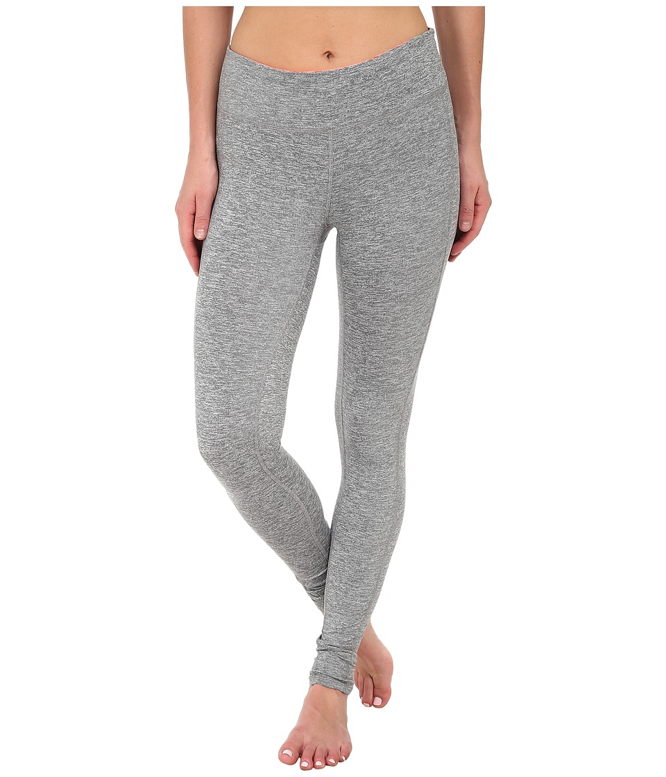 Hurley - Dri-Fit Leggings (Heather Cool Grey) Women's Casual Pants