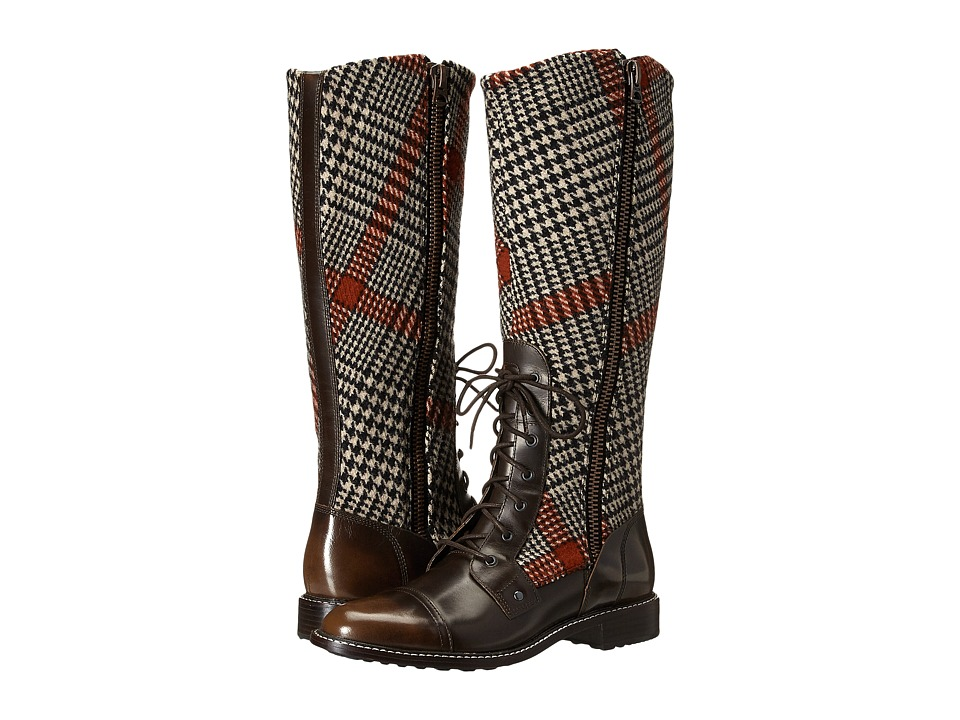 Woolrich Roadhouse (Java/Red Plaid Wool) Women