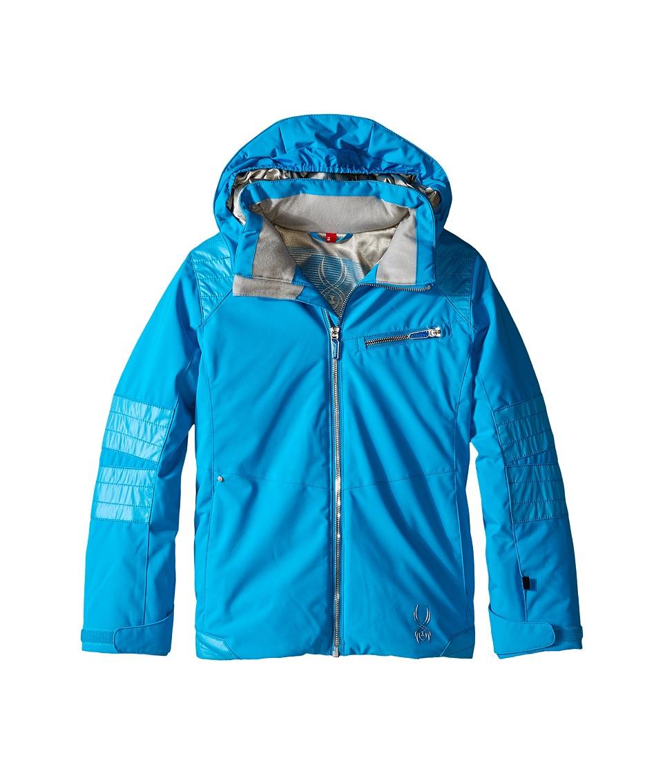 Spyder Kids - Radiant Jacket (Big Kids) (Riviera) Girl's Coat