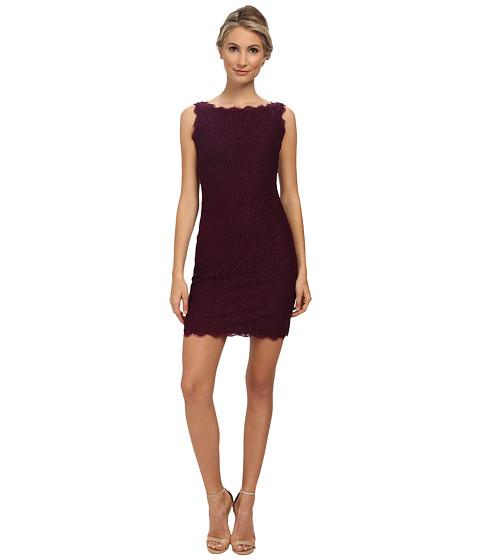 Adrianna Papell - Sleeveless Dress (Mulberry) Women's Dress