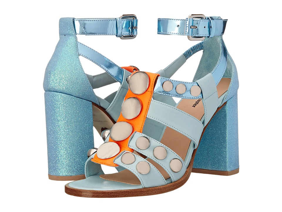 Markus Lupfer - ML131 (Blue) High Heels