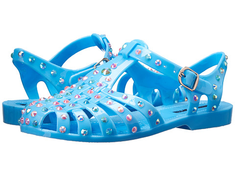 Markus Lupfer - Jelly Flat (Blue) Women's Sandals