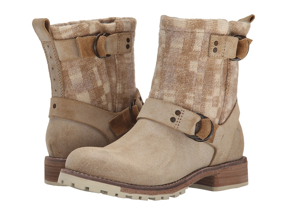Woolrich Baltimore (Teak/Camo Wool) Women