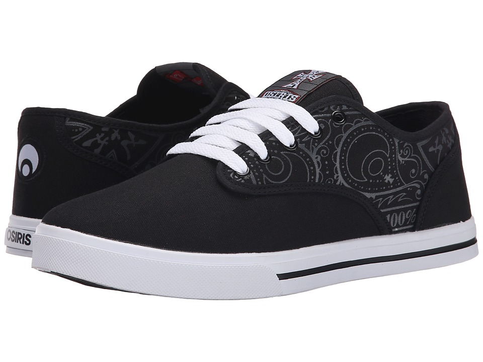 Osiris Venice (Black/White) Men