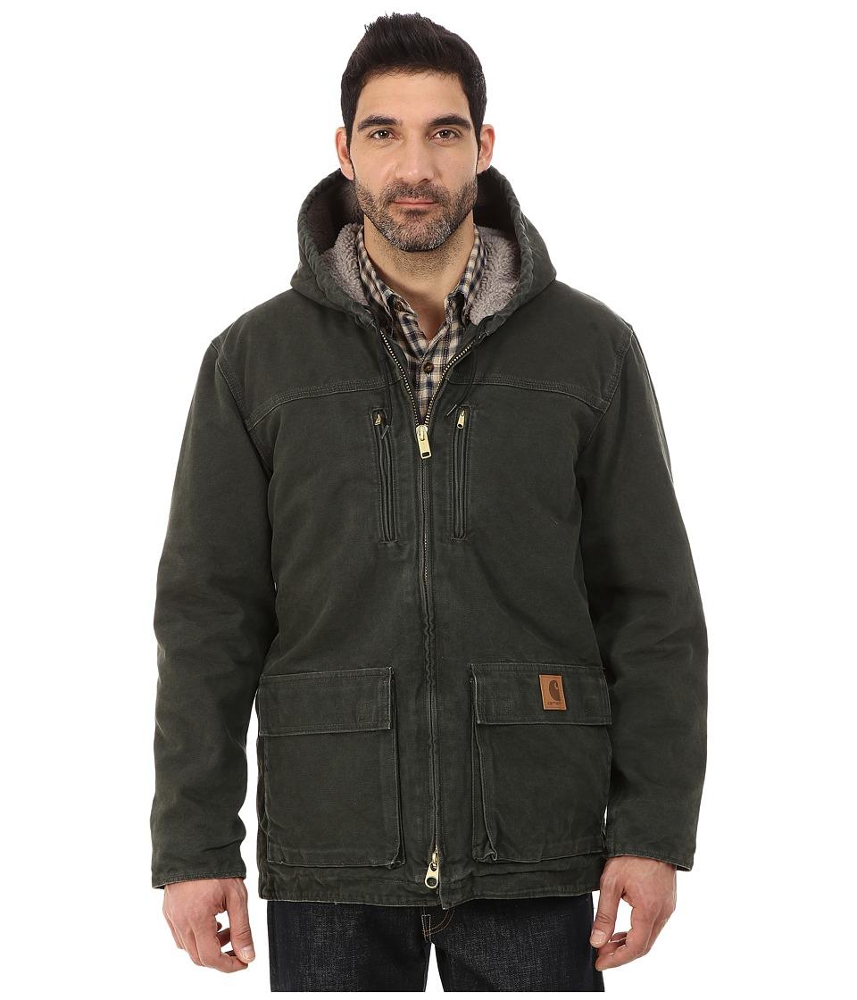 Carhartt - Sandstone Jackson Coat (Moss) Men's Coat