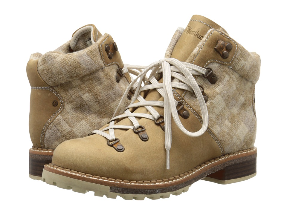 Woolrich - Rockies (Quill/Camo Wool) Women's Boots
