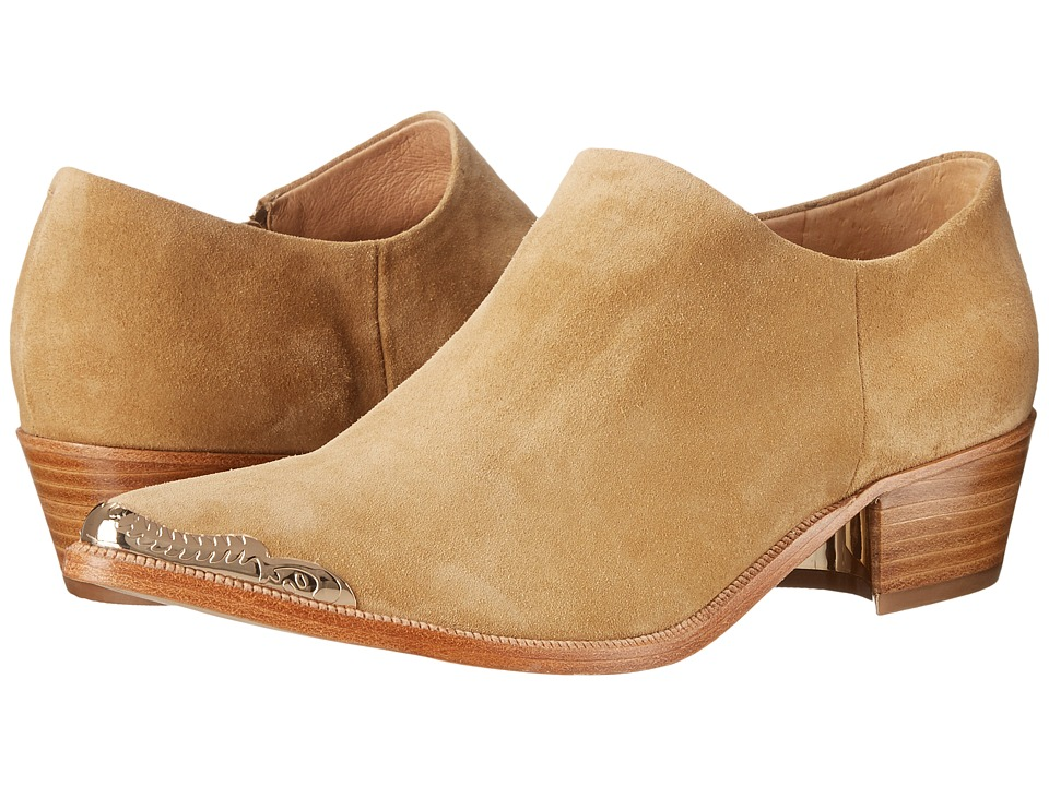 Rachel Zoe - Nat (Warm Tan/Calf Suede) Women