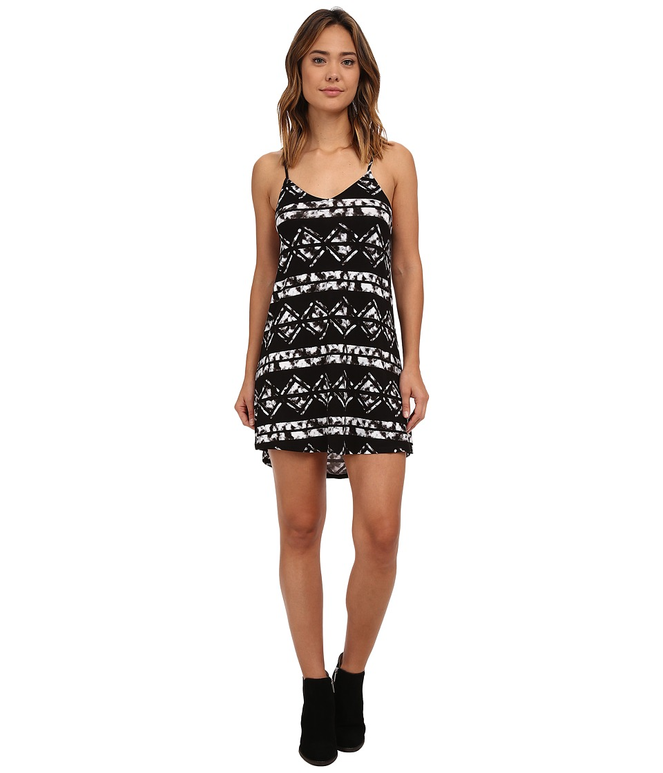 Hurley - Moonlight Dress (Black) Women's Dress