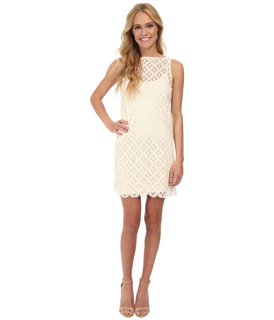 BB Dakota - Mark Dress (Ivory) Women's Dress