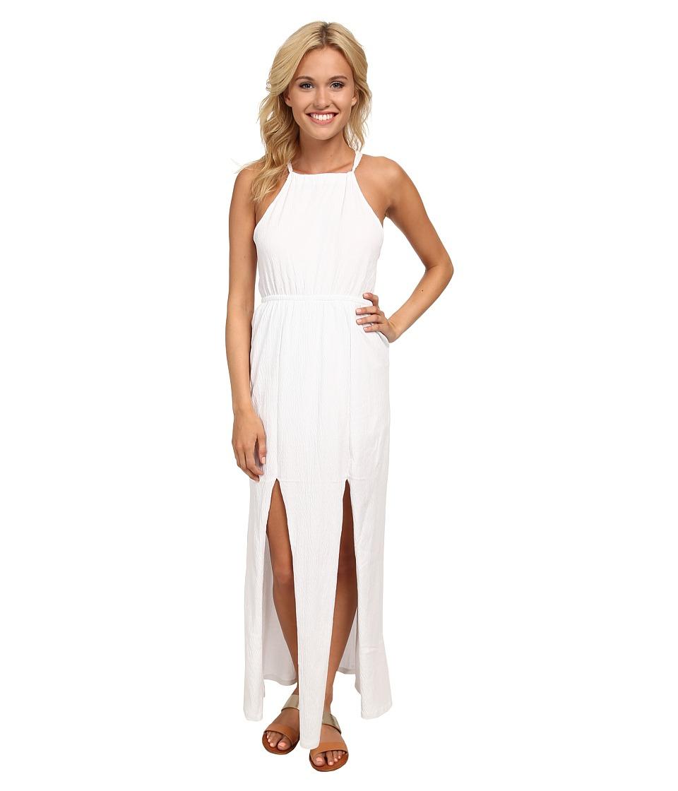 Rip Curl - Pretty Please Maxi Dress (White) Women's Dress