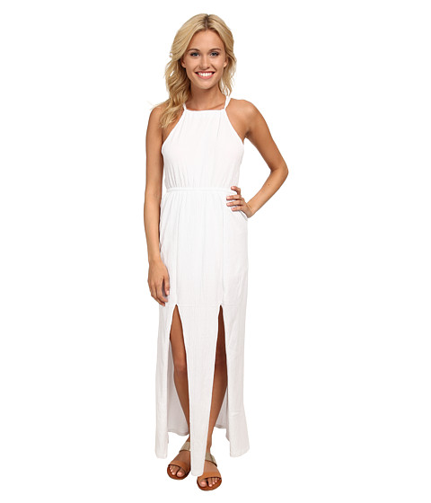 Rip Curl - Pretty Please Maxi Dress (White) Women's Dress