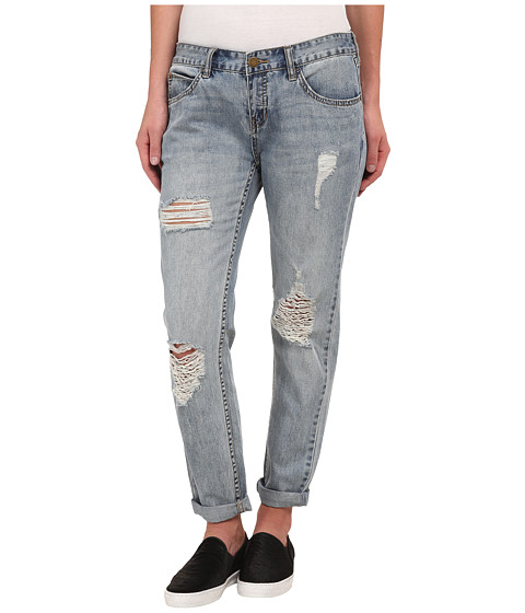 Billabong - New Boy Jeans (Light Well Worn) Women's Jeans