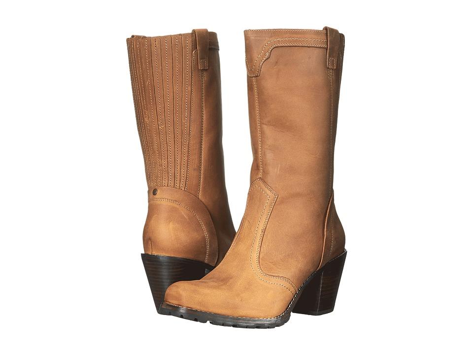 Woolrich - Mustang (Straw) Women's Boots