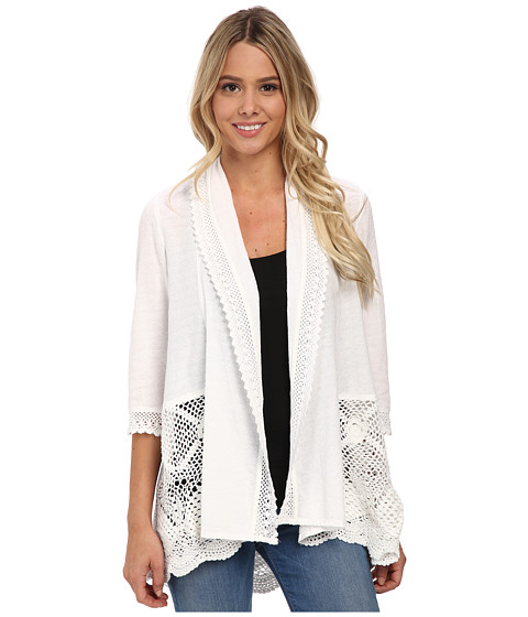 Rip Curl - Devotion Kimono (White) Women's Clothing