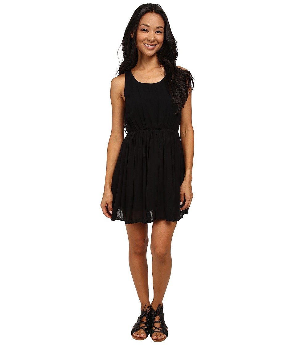 Rip Curl Earth Angel Dress (Black) Women