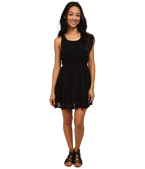Rip Curl - Earth Angel Dress (Black) Women's Dress
